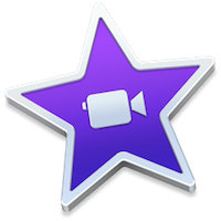 Logo Apple iMovie